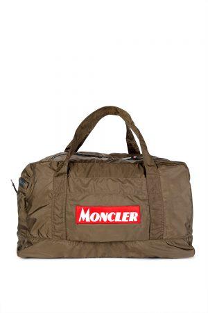 Moncler Nivelle Men's Duffel Bag Khaki