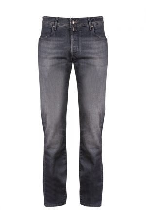 Jacob Cohën JJ Badge Men's Jeans Grey