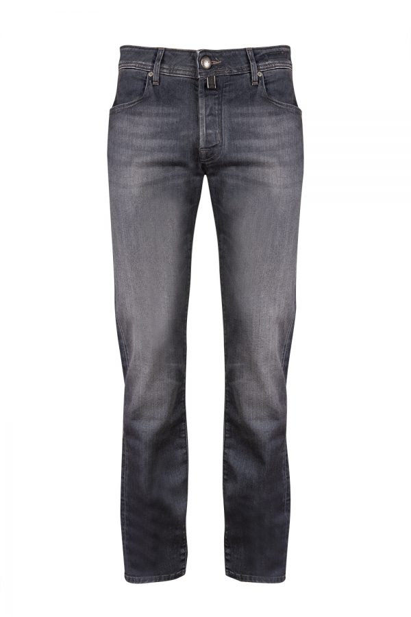 Jacob Cohën JJ Badge Men's Jeans Grey