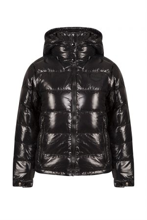 Duvetica Jabbah Ladies Down Jacket Black