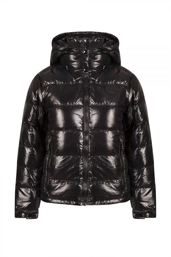 Duvetica Jabbah Ladies Down Jacket Black
