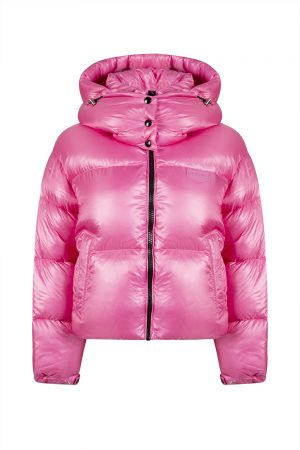 Duvetica Diadema Ladies Down Jacket Pink
