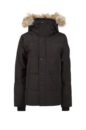 Canada Goose Wyndham Men's Parka Black