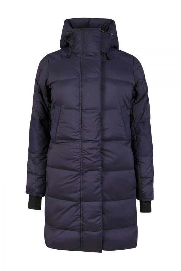 Canada Goose Alliston Women's Down Parka Navy