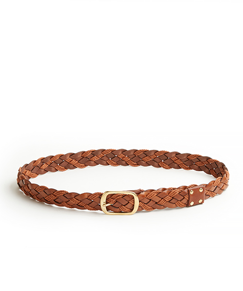 (ki:ts) Plait 510 Belt Tan