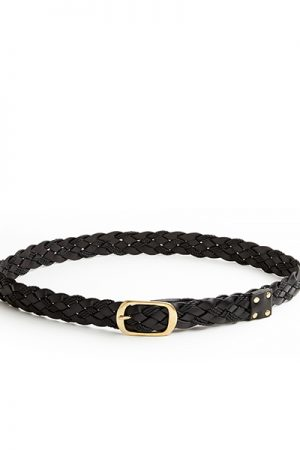 (ki:ts) Plait 510 Belt Black
