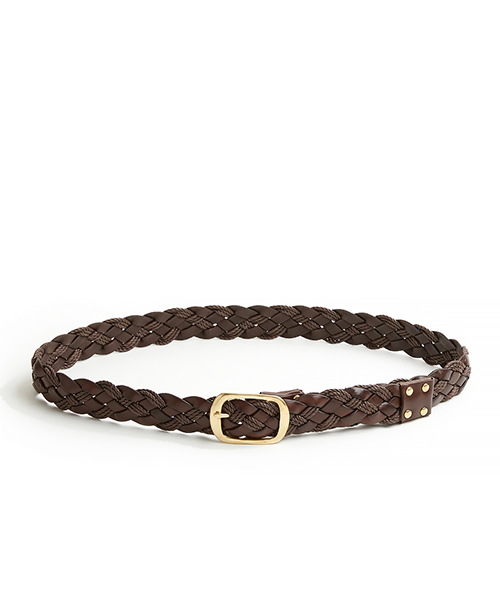 (ki:ts) Plait 510 Belt Brown