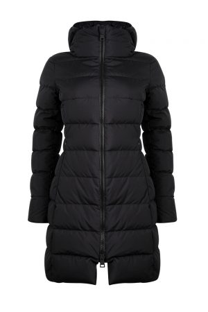 Herno Ladies Laminar Cuf Jacket Black - New W19 Collection