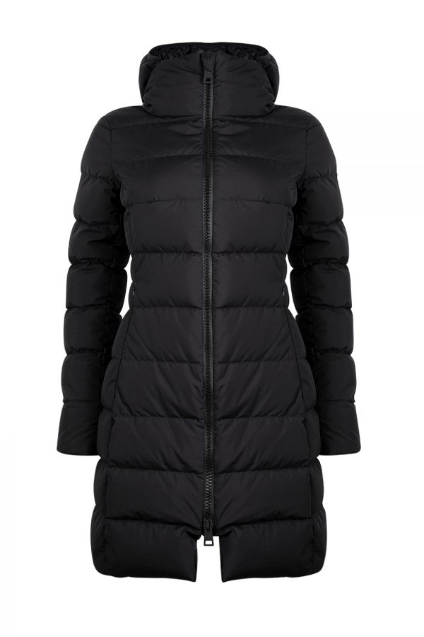 Herno Ladies Laminar Cuf Jacket Black - New W19 Collection