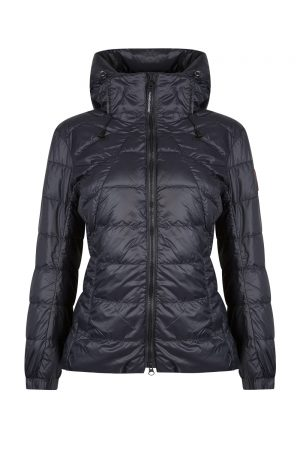 Canada Goose Abbott Hoody Women's Jacket Black