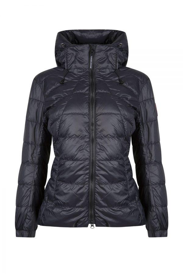 Canada Goose Abbott Hoody Women's Jacket Black