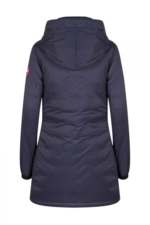 Canada Goose Camp Hooded Women's Jacket Navy