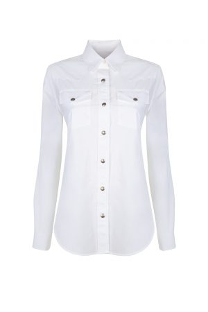 Belstaff Western Men's Shirt White