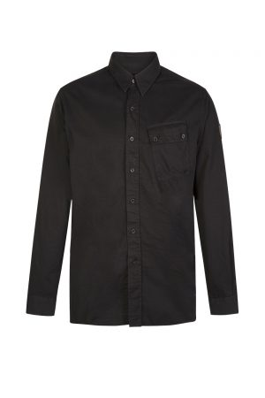 Belstaff Men's Pitch Shirt Navy