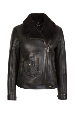 Belstaff Danescroft Women's Jacket Black