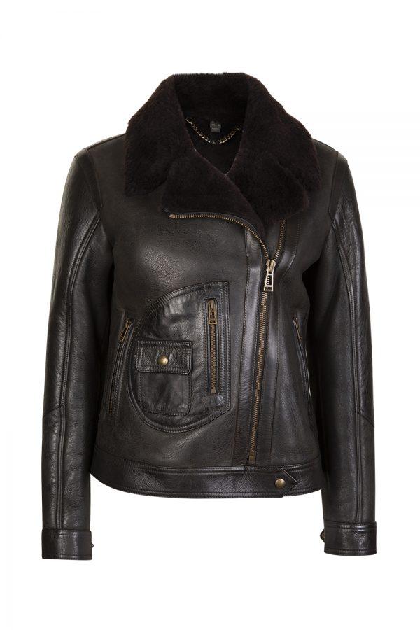 Belstaff Danescroft Women's Jacket Black