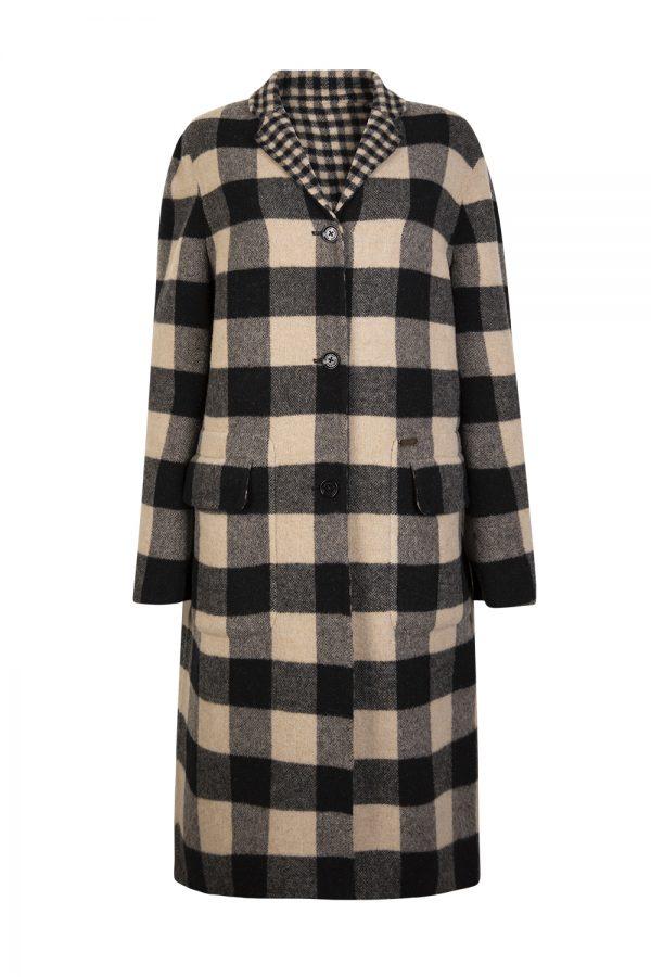 Belstaff Rona Women's Jacket Ivory/Black
