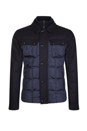 Belstaff Men's Retreat Jacket Dark Navy