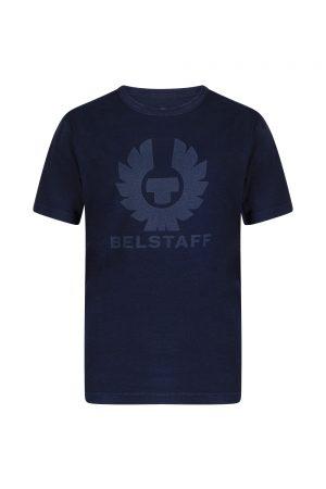 Belstaff Men's Coteland 2.0 Indigo T Shirt Indigo