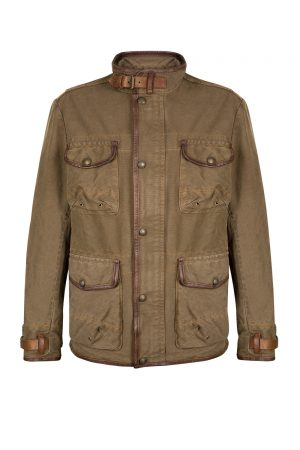 Belstaff Men's Journey Jacket Mountain