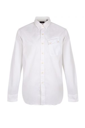 Belstaff Men's Pitch Shirt White