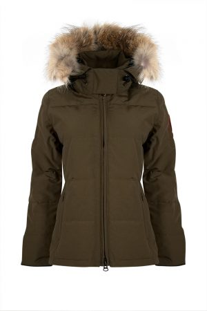 Canada Goose Chelsea Women's Down Parka Military Green