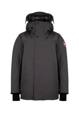 Canada Goose Sanford Men's Parka Graphite - New W19 Collection