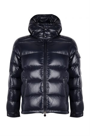 Moncler Maya Jacket Men's Navy - New W19 Collection
