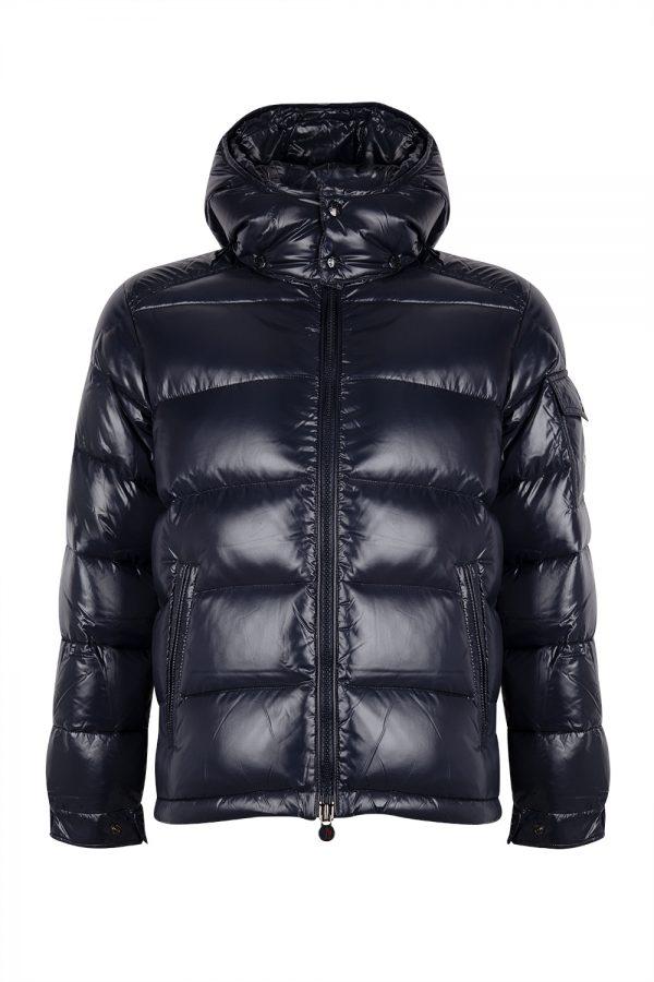 Moncler Maya Jacket Men's Navy - New W19 Collection
