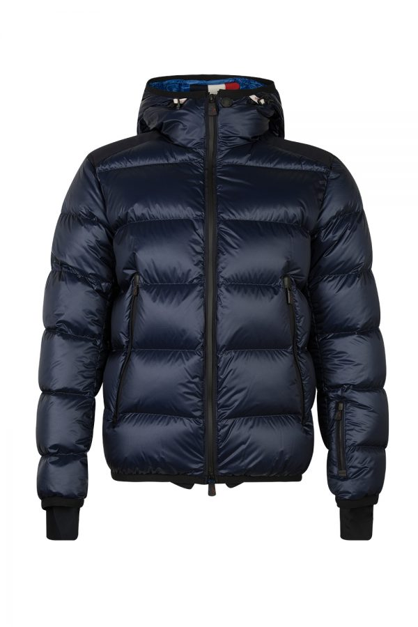 Moncler Hintertux Jacket Men's Navy - New W19 Collection