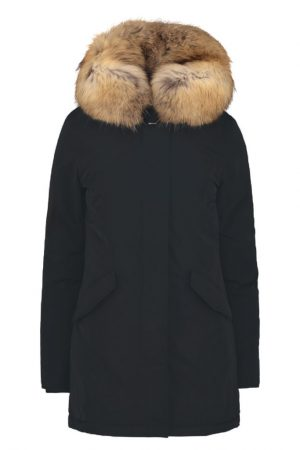 Woolrich Women's Luxury Arctic Down Parka Navy