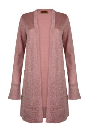Missoni Women's Glitter Cardigan Pink - New S20 Collection