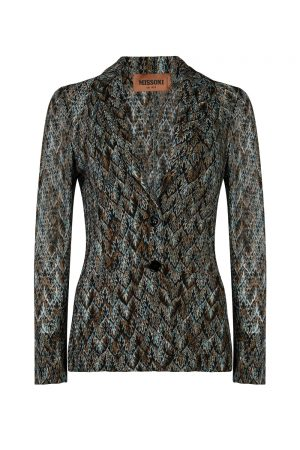 Missoni Women's Sparkle Jacket Black - New S20 Collection