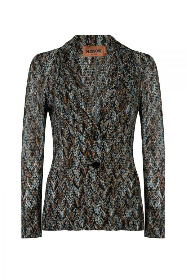 Missoni Women's Sparkle Jacket Black - New S20 Collection