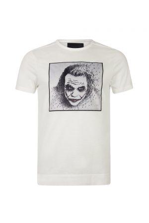 Limitato Joker Men's T-shirt White - New S20 Collection