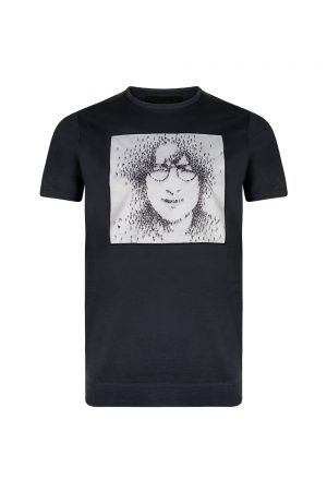 Limitato Oh Yoko Men's T-shirt Black - New S20 Collection