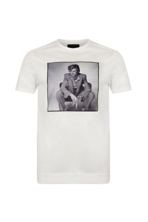 Limitato King Of Ever Men's T-shirt White - New S20 Collection