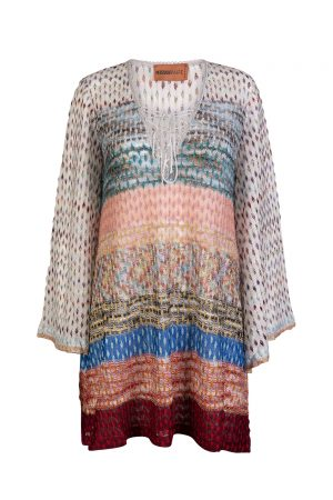 Missoni Women's Short Cover Overall White - New S20 Collection