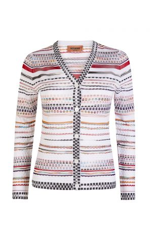 Missoni Women's Cardigan White