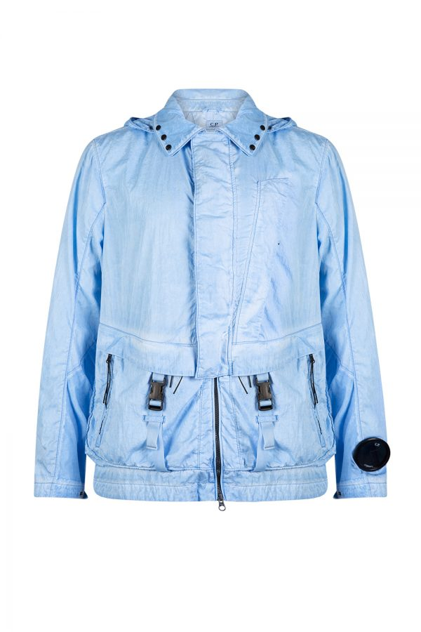 M.T.T.N. Special Dyed Goggle Jacket Riviera Blue