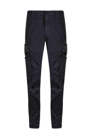 C.P. Company Men's Slim-fit Cargo Pants Navy
