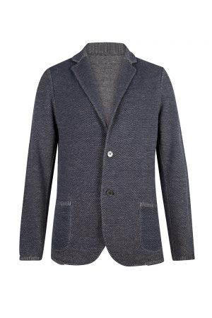 Gran Sasso Giacca Blazer Jacket Navy - New S20 Collection