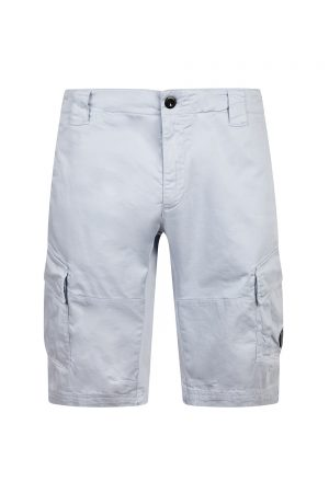 C.P. Company Men's Cargo Shorts Light Blue - New S20 Collection