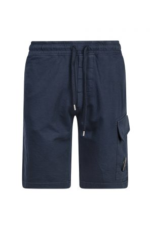 C.P. Company Men's Jogging Bermuda Sweatshorts Navy - New S20 Collection