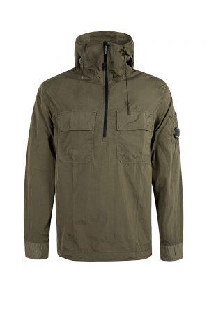 C.P Company Men's Quarter Zip Windbreaker Jacket - New S20 Collection
