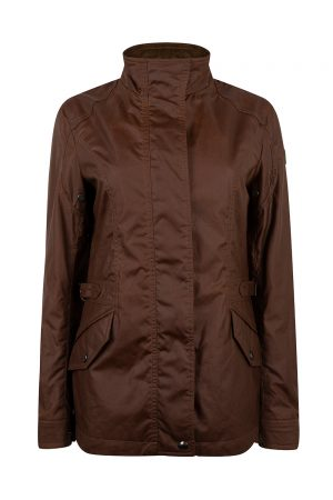 Belstaff Adeline Women's Jacket Brown - New S20 Collection