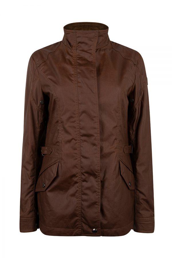 Belstaff Adeline Women's Jacket Brown - New S20 Collection