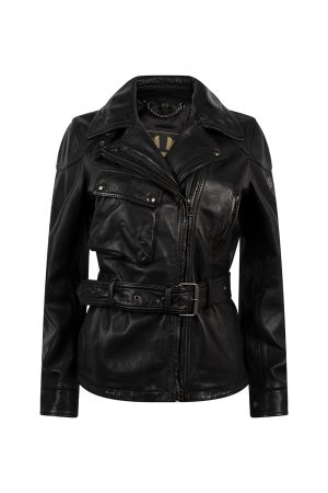Belstaff Sammy Miller 2.0 Women's Jacket Black - New S20 Collection