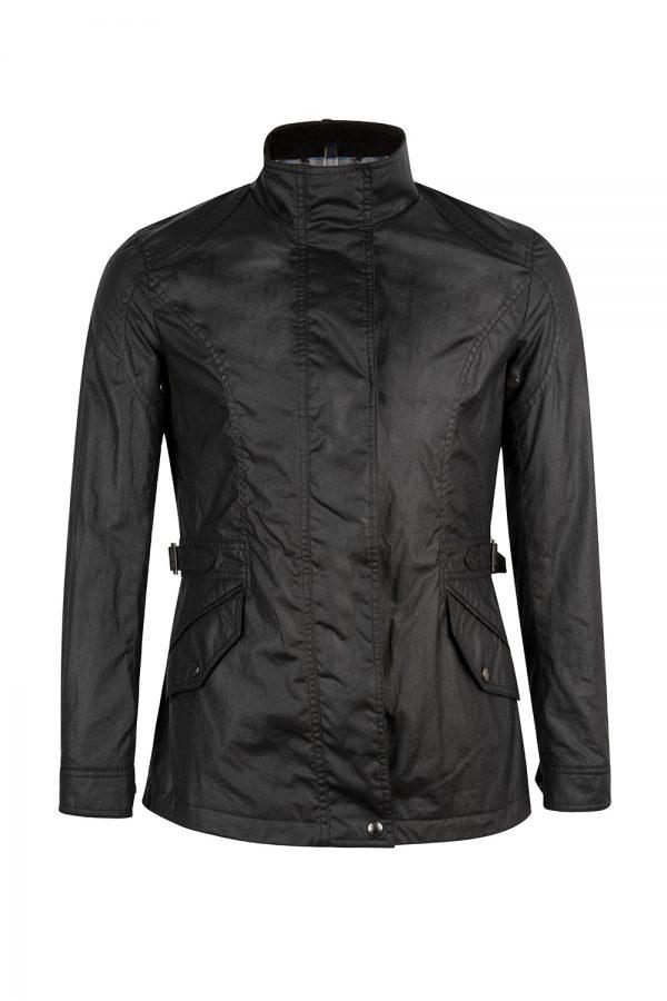 Belstaff Adeline Women's Jacket Black - New S20 Collection
