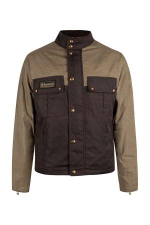 Belstaff Men's Instructor Jacket Tar / Fallow - New S20 Collection
